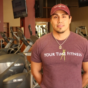 Your Time Fitness Welcomes New Manager